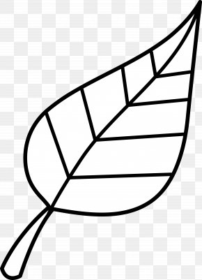 Black Leaves Cliparts - Look At Leaves Black And White Leaf Clip Art PNG