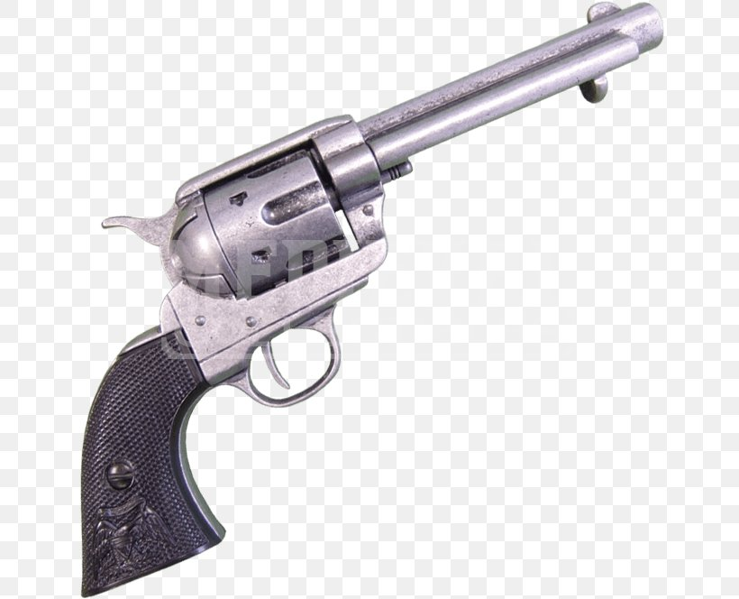 Revolver Firearm Colt Single Action Army Colt's Manufacturing Company .45 Colt, PNG, 664x664px, 45 Acp, 45 Colt, Revolver, Air Gun, Bullet Download Free