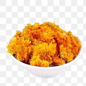 Calendula, Chrysanthemum - Flowering Tea Calendula Officinalis Chrysanthemum PNG