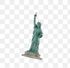 Goddess. - Statue Of Liberty Icon PNG
