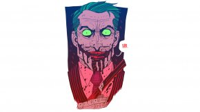 Joker - Joker Batman Comics Comic Book PNG