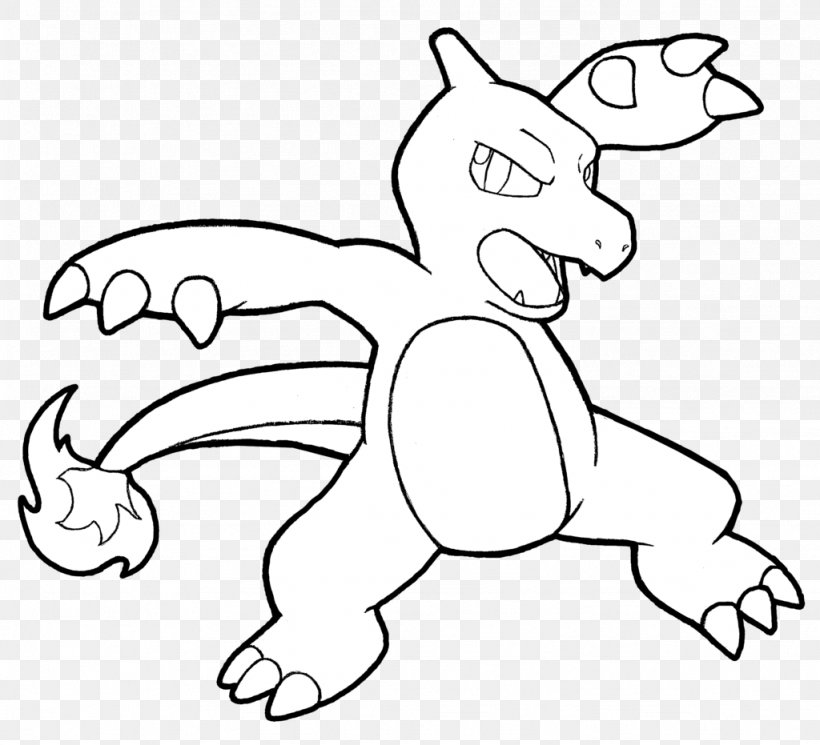 Ash Ketchum Charmeleon Drawing Charmander Coloring Book, PNG, 1024x931px, Watercolor, Cartoon, Flower, Frame, Heart Download Free
