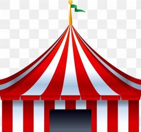 Circus Tent - Circus Clip Art PNG