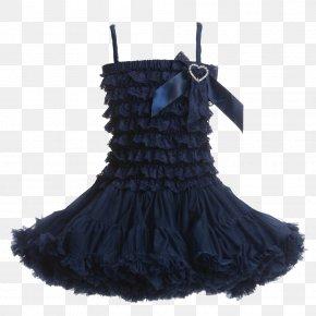 Dress - Dress Tutu Navy Blue PNG