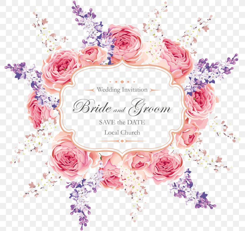 Wedding Invitation Greeting Note Cards Vector Graphics