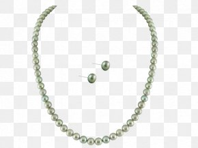 Necklace - Necklace Jewellery Gold Earring Pearl PNG