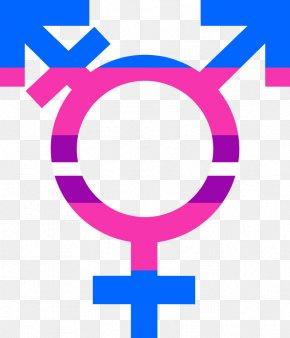 Male - Gender Symbol Transgender LGBT Symbols PNG