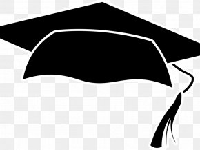 Cap - Graduation Ceremony Square Academic Cap Clip Art Graduate University PNG