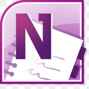 OneNote - Microsoft OneNote Microsoft Office Computer Software Evernote PNG