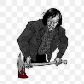 T-shirt - Jack Torrance T-shirt Michael Myers Film Horror PNG