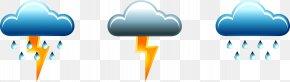 Weather Forecast,Rain Lightning - Rain Lightning Weather Forecasting PNG