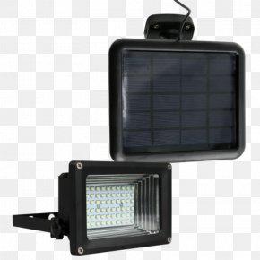 Light - Light-emitting Diode Reflector Solar Lamp Solar Energy PNG