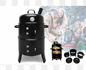Barbecue - Barbecue BBQ Smoker Smoking Grilling Weber-Stephen Products PNG
