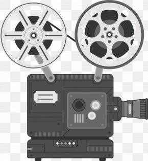 Movie Projector - Movie Projector Film Movie Camera PNG