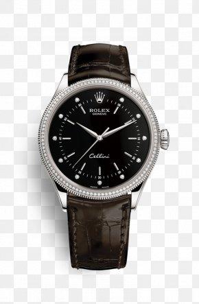 Rolex - Rolex Datejust Counterfeit Watch Replica PNG