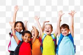 Children Raise Their Hands - United States Child Boy International Preschool Kindergarten PNG