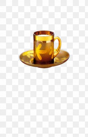Glass Cup - Glass Cup Coasters PNG