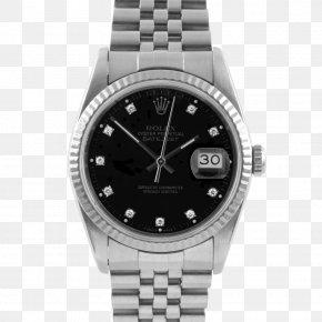 Rolex - Rolex Datejust Watch Gold Rolex Oyster PNG