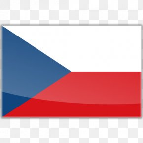 Flag - Flag Of The Czech Republic Dissolution Of Czechoslovakia National Flag PNG