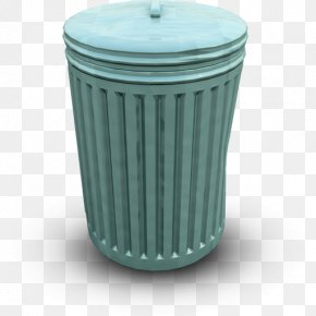 Trash Can - Waste Container ICO Icon PNG
