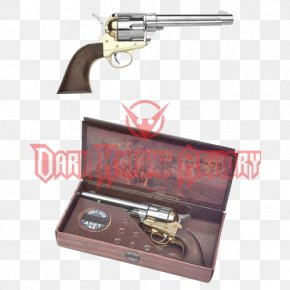 Weapon - Revolver Firearm Pistol Colt Single Action Army Fast Draw PNG