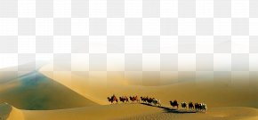 Desert - Stock Photography Heat Stock.xchng Yellow Wallpaper PNG