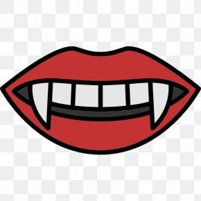 Vampire - Vampire Mouth Clip Art PNG