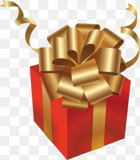 Gift Box Image - Gift Wrapping Box Clip Art PNG