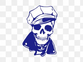 Pirate Skull - Sticker Yahoo! Auctions Skull Decal EBay PNG