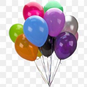 Birthday - Birthday Cake Balloon Happy Birthday To You Party PNG