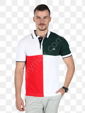 T-shirt - T-shirt Polo Shirt Lacoste Collar Clothing PNG