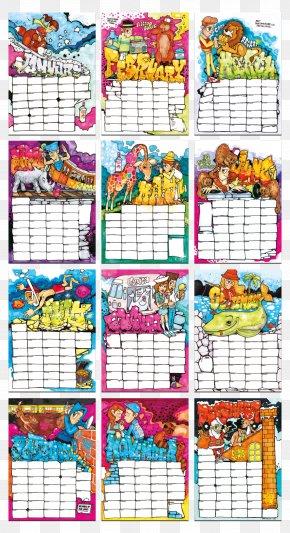 Graffiti Style - 2018 Audi A3 Calendar 0 Graffiti Pattern PNG