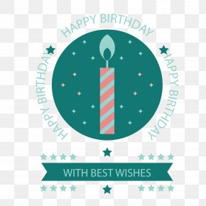 Green Birthday Label - Wedding Invitation Paper Greeting Card Birthday PNG