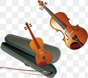 Violin Cello - Violin Musical Instrument PNG