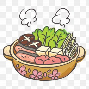 Linked - Hot Pot Malatang Sichuan Cuisine Shabu-shabu Image PNG