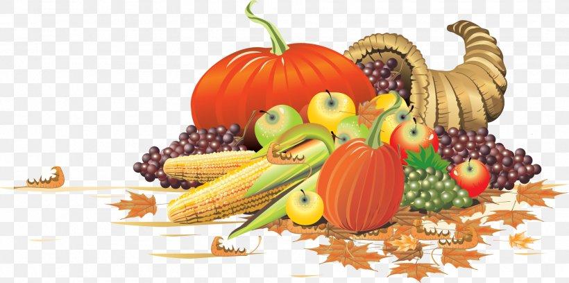 Thanksgiving Cornucopia Clip Art, PNG, 1929x962px, Thanksgiving, Calabaza, Cornucopia, Cucurbita, Diet Food Download Free