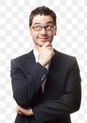 Thinking Man - Thought Stock Photography PNG
