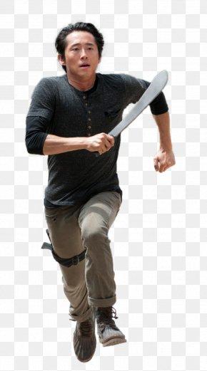 TWD Transparent Background - Steven Yeun The Walking Dead: Survival Instinct Glenn Rhee Carl Grimes PNG