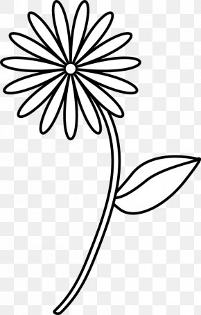 Simple Flower Drawing - Quick, Draw! Drawing Birds Flower Sketch PNG