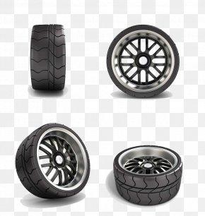 Car Wheel Tires - Tire Car Wheel Rim Vehicle PNG