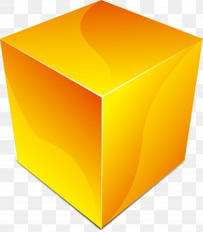 Yellow Cube Graphics - Industry Box Business Material Su1ea3n Phu1ea9m PNG