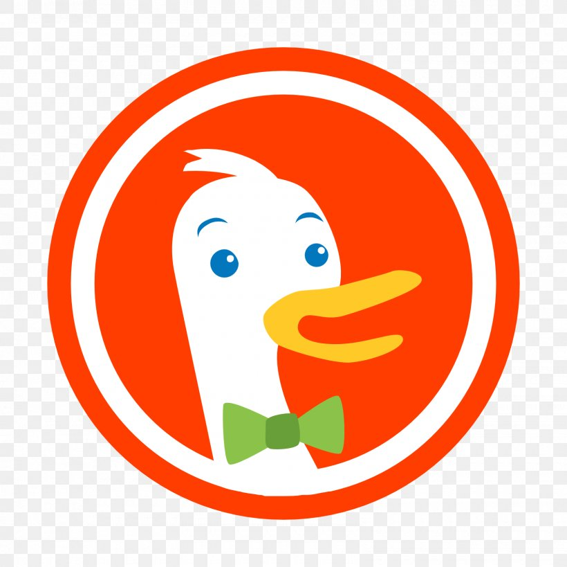 DuckDuckGo Web Search Engine Google Search Anonymity, PNG, 1600x1600px, Duckduckgo, Anonymity, Area, Beak, Emoticon Download Free