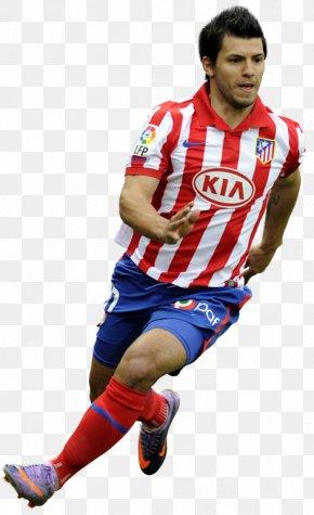 Football - Sergio Agüero Atlético Madrid Argentina National Football Team Manchester City F.C. Team Sport PNG