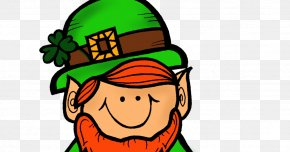 Saint Patrick's Day - Leprechaun Saint Patrick's Day Clip Art PNG