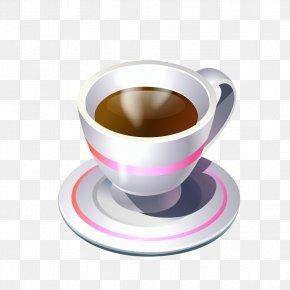 White Coffee - White Coffee Doppio Ristretto Cuban Espresso PNG