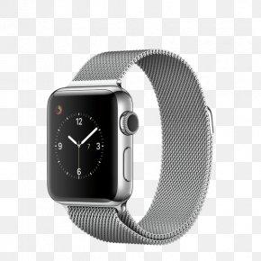 Apple Watch Series 1 - Apple Watch Series 3 Apple Watch Series 2 Apple Watch Series 1 Stainless Steel PNG