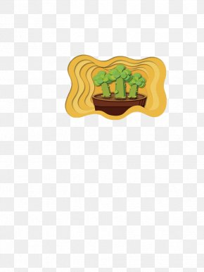 Fairy Tree - Paper Bonsai Tree PNG