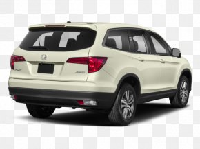 Honda - 2016 Honda Pilot 2018 Honda Pilot EX-L Car 2018 Honda Pilot Touring PNG