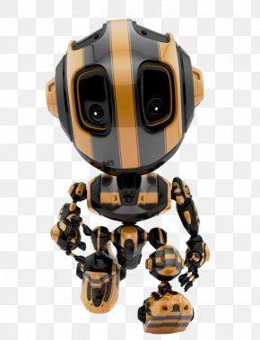 Striped Robot Vector - CUTE ROBOT Robot Run Fun Robotics Technology PNG