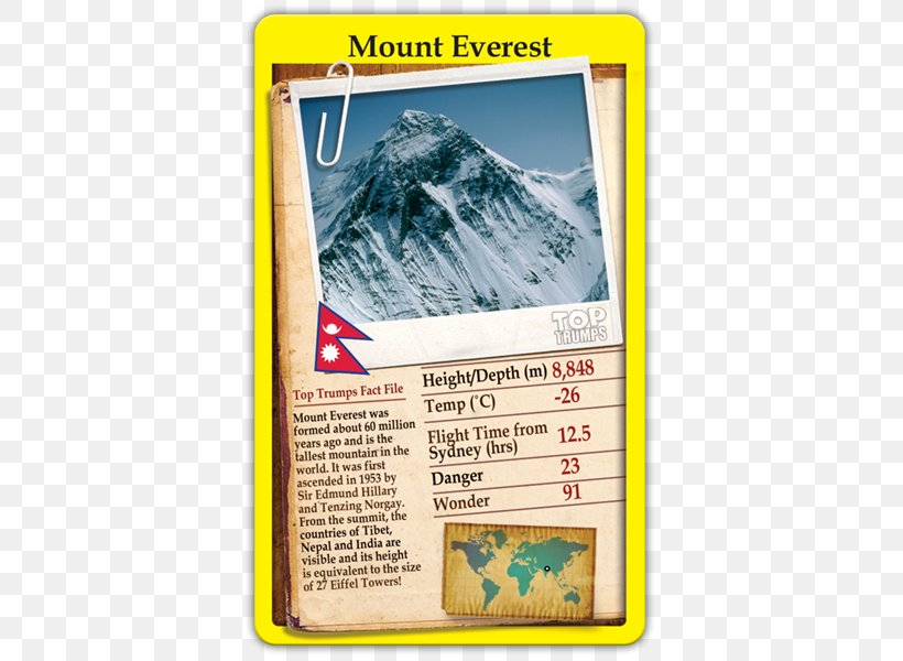 Top Trumps Card Game Wonders Of The World, PNG, 600x600px, Top Trumps, Card Game, Game, Massively Multiplayer Online Game, Mountain Download Free